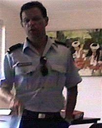 Gendarme Pierre Cortiche