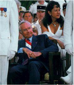 President Gaston Flosse